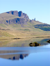 The Old Man of Storr near Portree